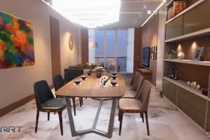 Dự án Sun Grand City Lương Yên - Phần mềm giới thiệu nhà mẫu ảo