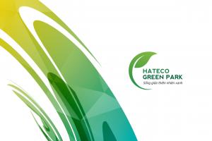 Nhận diện thương hiệu Hateco Green Park