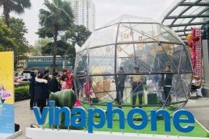 SẢN XUẤT GAME THỰC TẾ ẢO (VR) CHO VINAPHONE