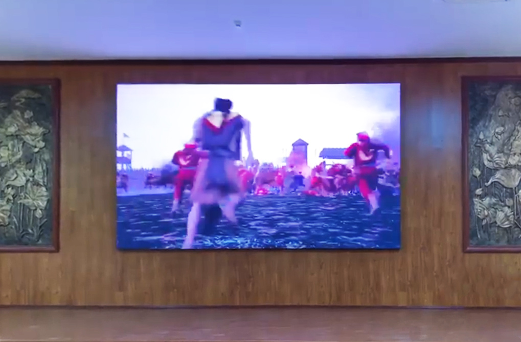 phim mô phỏng 3d trong bảo tàng quang trung