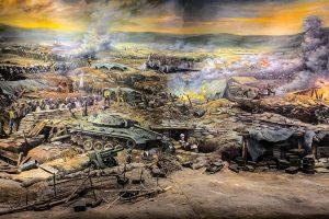 Trận Điện Biên Phủ qua góc nhìn hội hoạ