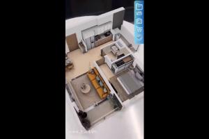 Demo ứng dụng công nghệ thực tế tăng cường AR - Công cụ đỉnh cao cho bất động sản